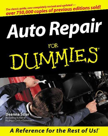 For auto repair dummies pdf