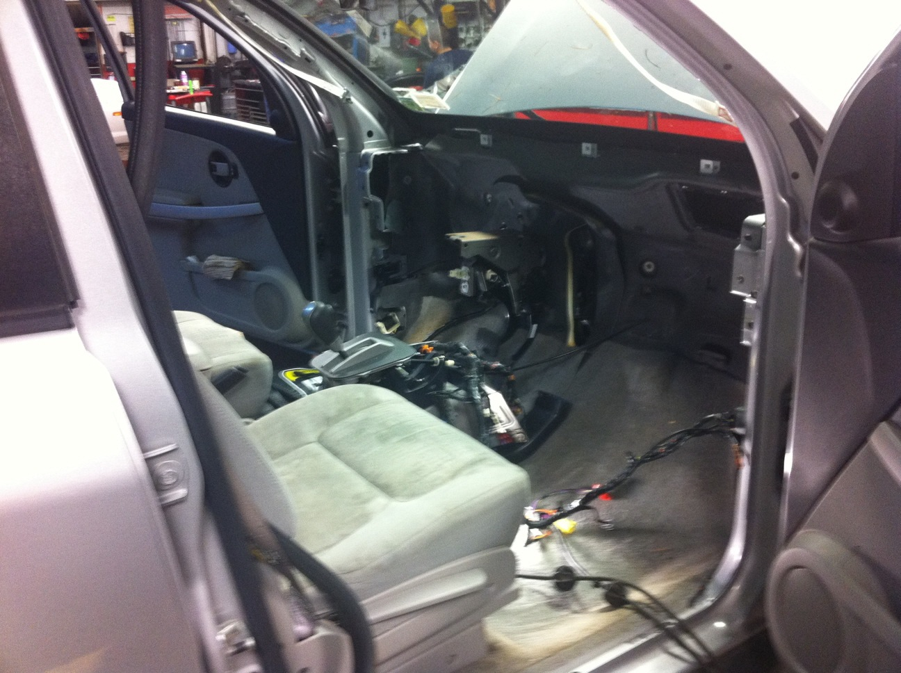 2006 Chevrolet Equinox Blend Door Repair Random Photos