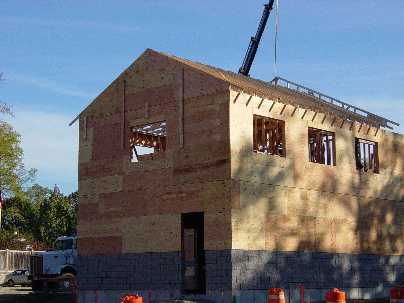 Osceola Shop Expansion 9