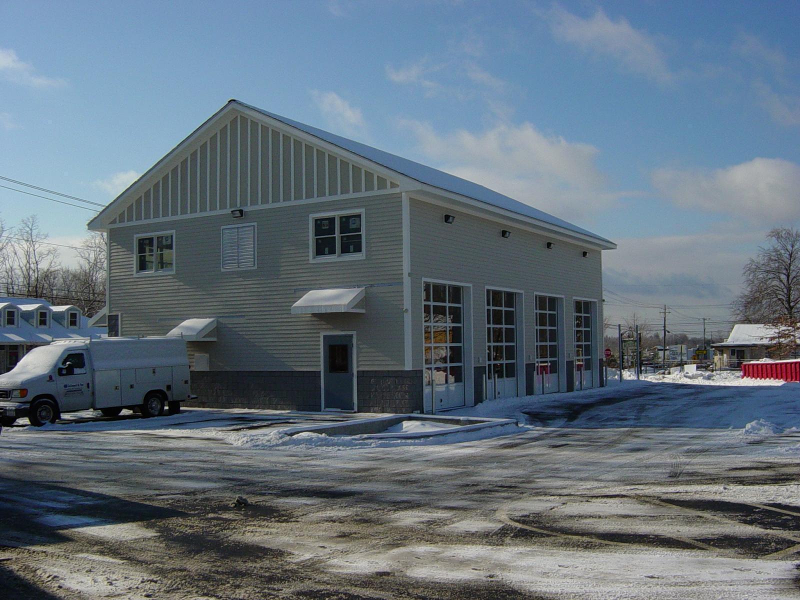 Osceola Shop Expansion 13