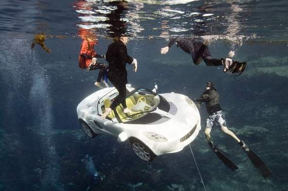 Rinspeed Under Water Car