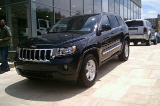 2011 Jeep Grand Cherokee Black