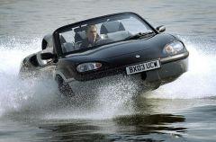 Gibbs Aquada Car Boat