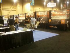 AutoZone Booth at NACE/CARS 2010 Las Vegas