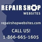 Repair Shop Websites