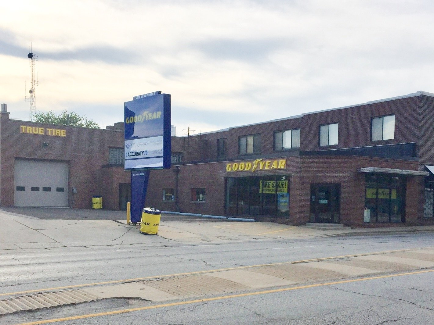 True Tires and Automotive Company Goodyear