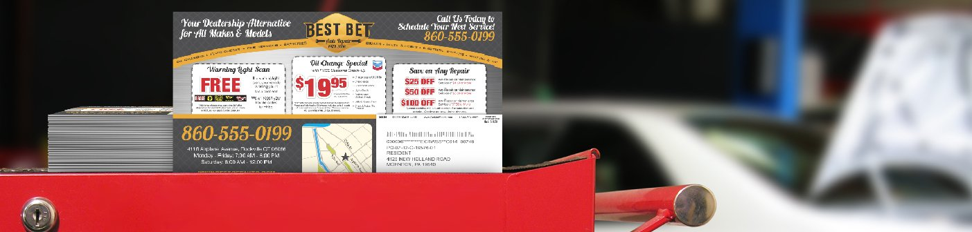 Drive New Business to Your Shop with Direct Mail